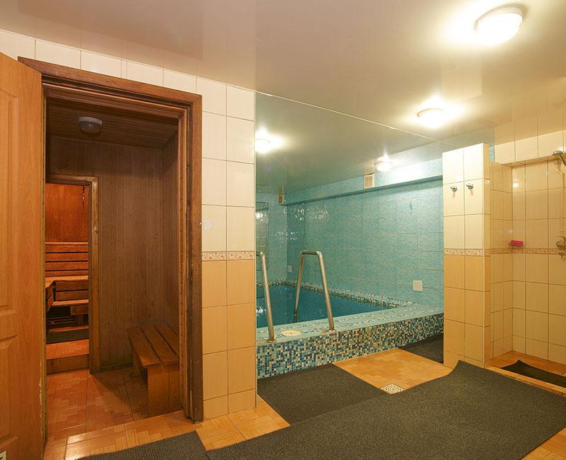 База отдыха в Феодосии с баней.