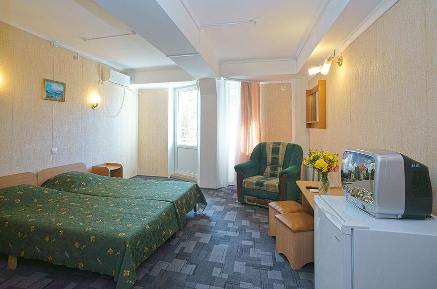 Недорогой пансионат Крыму в Феодосии для семейного отдыха 2020.
